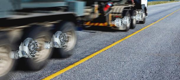 Heavy Duty Truck Brake Services